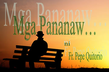 Mga Pananaw – In Aid of Legislation