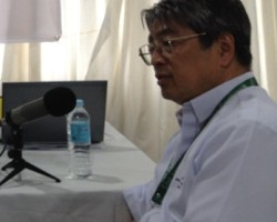 January 27, 2016 (Day 4) – Interview with Justice Jose Reyes