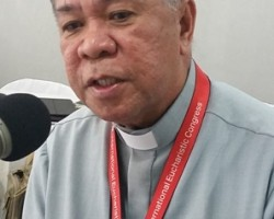 January 29, 2016 (Day 6) – Interview with Most Rev. Romulo Dela Cruz of the Archdiocese of Zamboanga