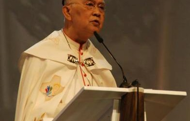 January 30, 2016 (Day 7) – Morning Prayer by Archbishop Angel Lagdameo
