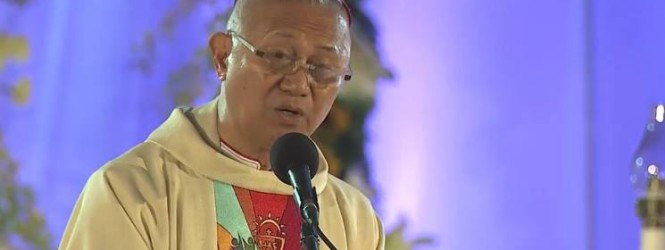 January 31, 2016 (Day 8) – Message of Archbishop Jose Palma on Statio Orbis
